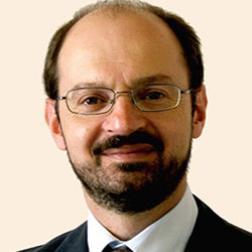 Ian Lush OBE